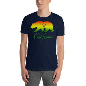 Love Bear California - T-Shirt Men