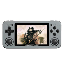 Load image into Gallery viewer, New RG351M Retro Game Handhelds Aluminium alloy housing 64GB