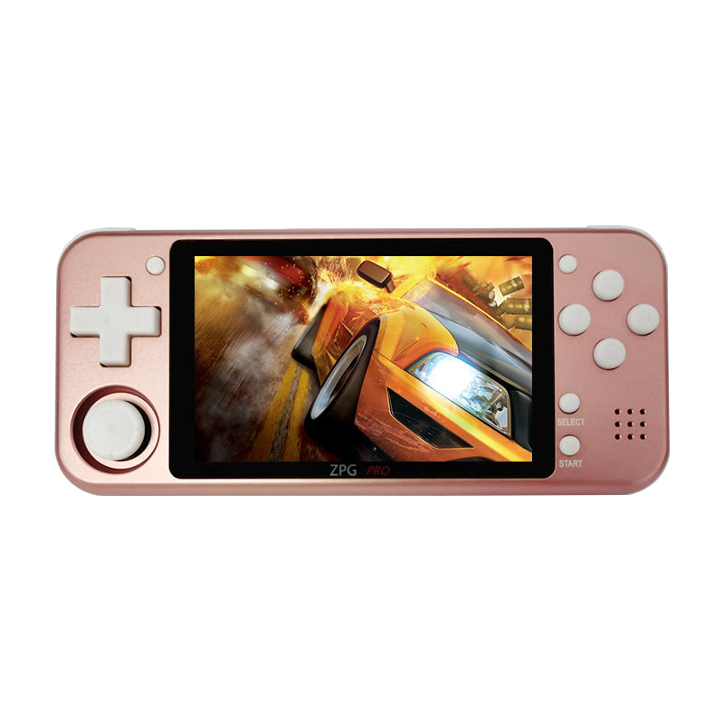 GKD Rose Gold ZPG pro Handeld Game Console