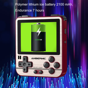 RG280V Mini Retro Handheld Game Console