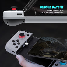 Load image into Gallery viewer, X2 Type-C Android Mobile Game Controller