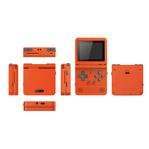 V90 Handheld Console Dual Open System Game Console