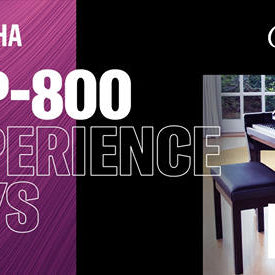 Join us in store on Thursday 22nd October for the CVP-800 Experience Day
