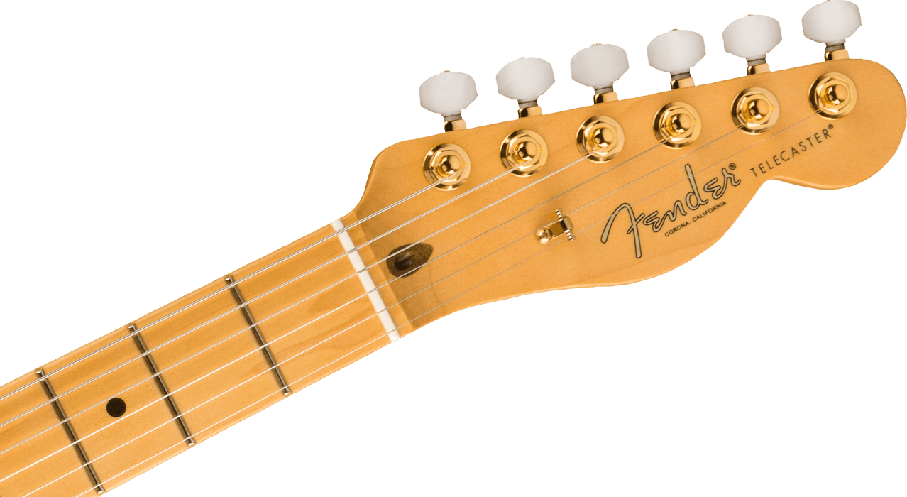 Fender 75th Anniversary Commemorative Telecaster 2-Colour Bourbon Burst
