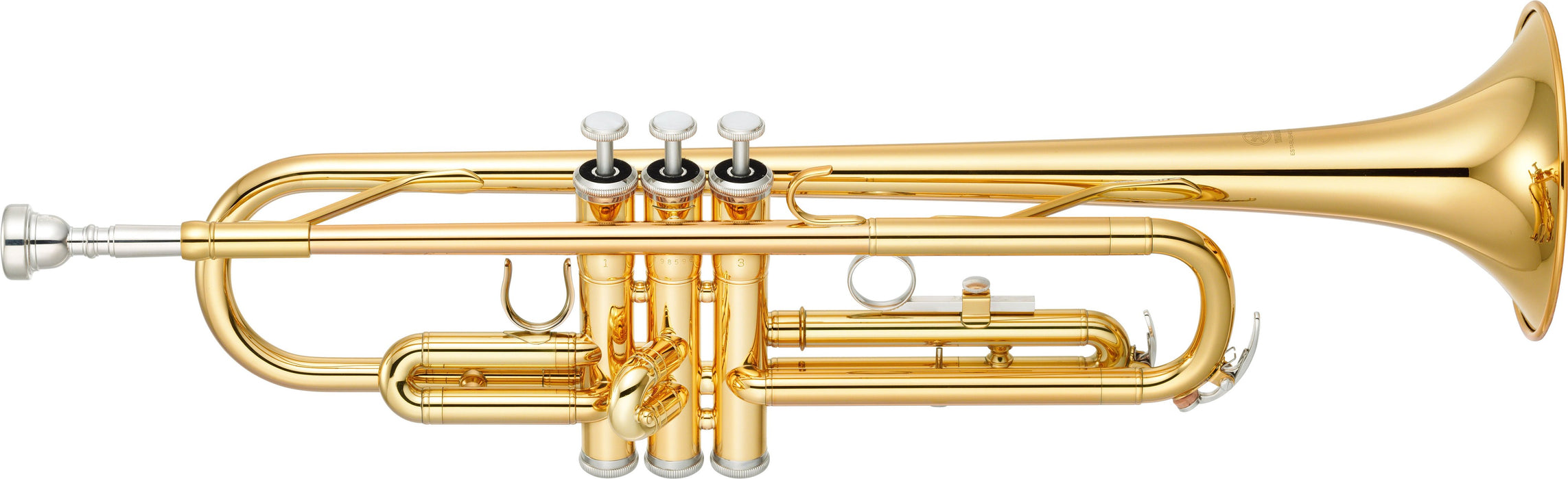 Yamaha YTR-2330 Student B♭ Trumpet - Gold Lacquer