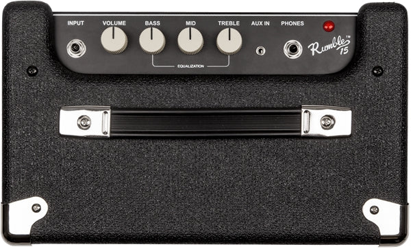 Fender Rumble 15 Bass Guitar Combo