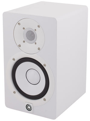 Yamaha HS7W Studio Monitor (Single) - White