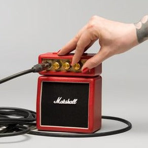 Marshall MS-2R Micro Amp in Red