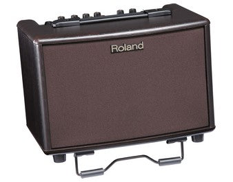 Roland AC-33-RW Portable Acoustic Guitar Amplifier in Rosewood