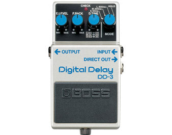 Boss DD-3 Digital Delay Pedal - Fair Deal Music UK