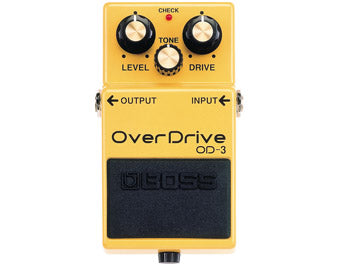Boss OD-3 OverDrive Pedal - Fair Deal Music UK