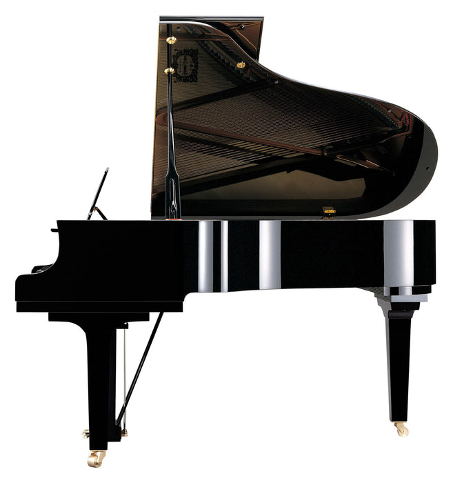 Yamaha C3X 6ft1 Grand Piano - Polished Ebony
