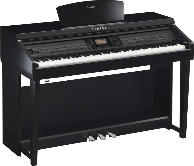 Yamaha CVP-701PE Clavinova Digital Piano in Polished Ebony