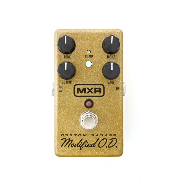 MXR M77-SE Custom Badass Modified Overdrive SE
