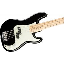 Fender American Professional Precision Bass V 5 string Maple Neck, Black