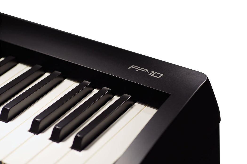 Roland FP-10-BK Digital Piano