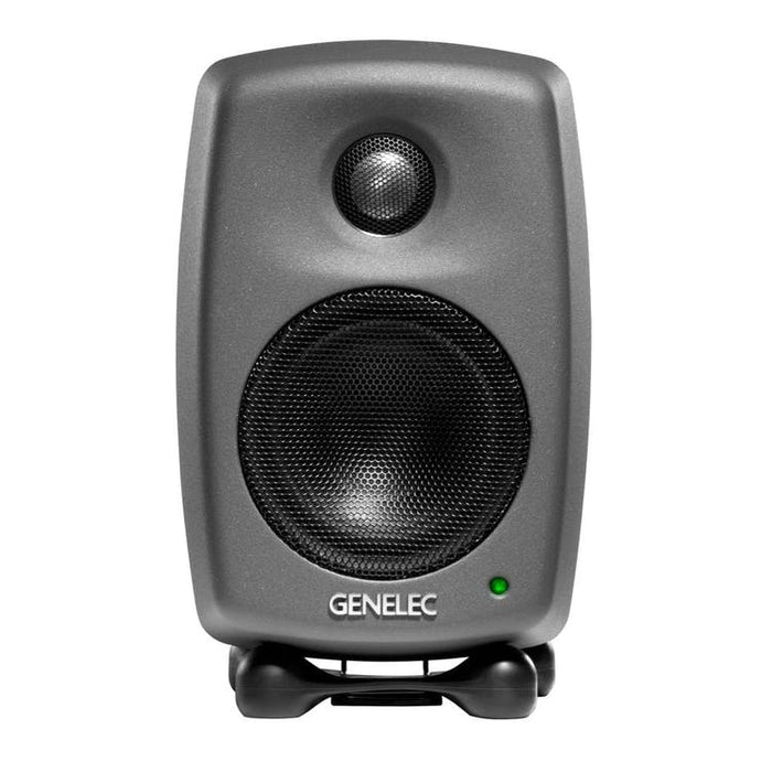 Genelec 8010A Studio Monitor Dark Grey (Single)