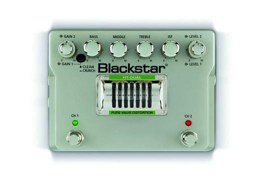 Blackstar HT Dual Distortion Pedal - Fair Deal Music UK