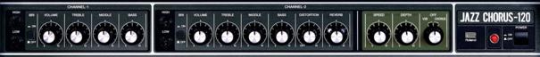 Roland JC-120 Jazz Chorus Combo Amplifier - Fair Deal Music UK