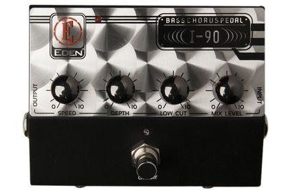 Eden i90 Bass Guitar Pedal Chorus Effects