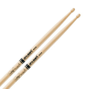 Promark Hickory SD9 Wood Tip Teddy Campbell Drumsticks
