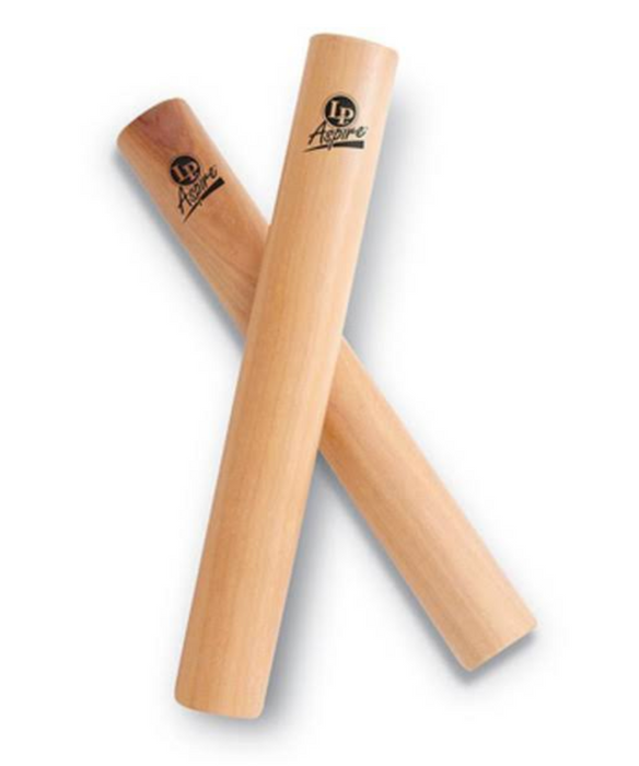 Latin Percussion A-165 White Wood Claves
