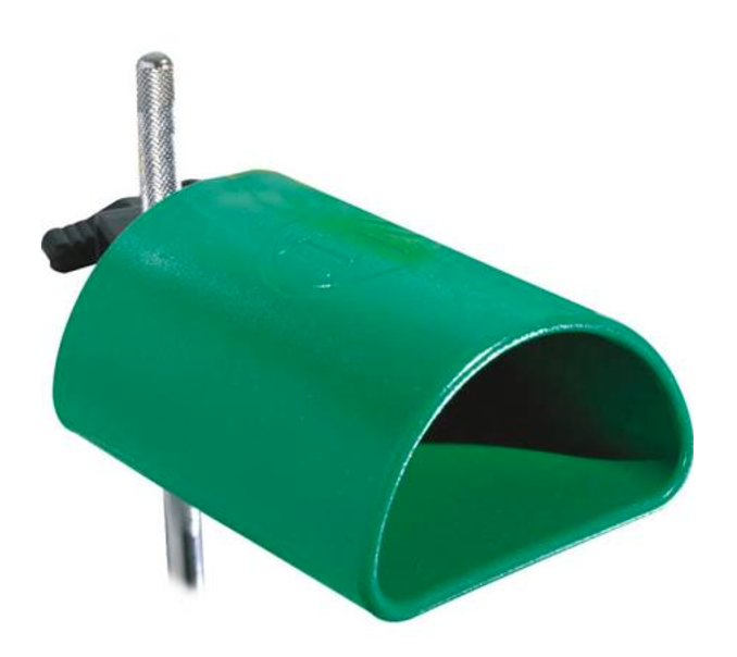 Latin Percussion LP1307 Blast Block Low Pitch Green