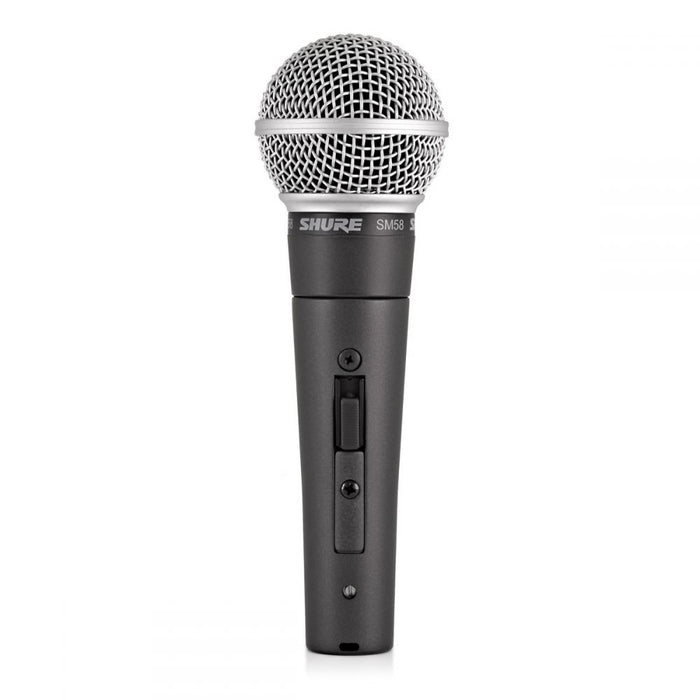 Shure SM58SE Dynamic Microphone with Switch