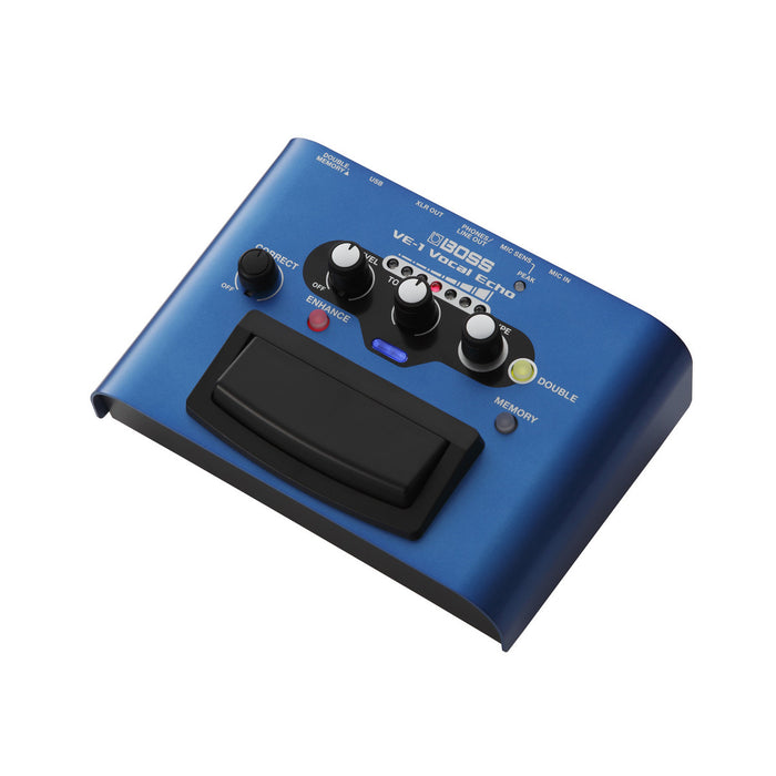 Boss VE-1 Professional Vocal Echo Effects Pedal