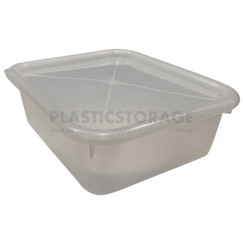 10L Storage Box Clear