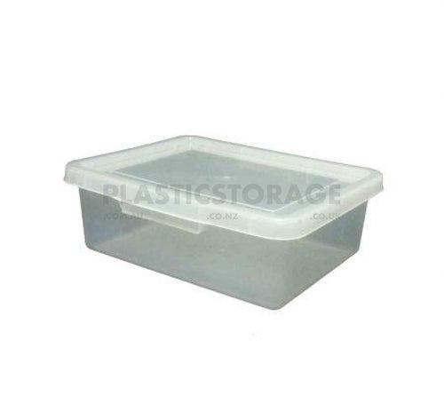 10L Storage Tub Base & Lid