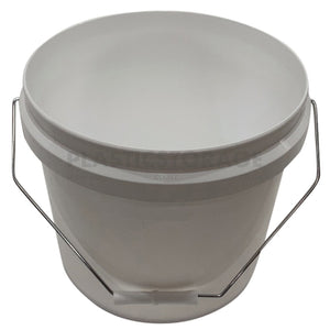 10L Tamper Evident Bucket & Pail Base Only
