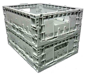 12L Returnable Folding Crate