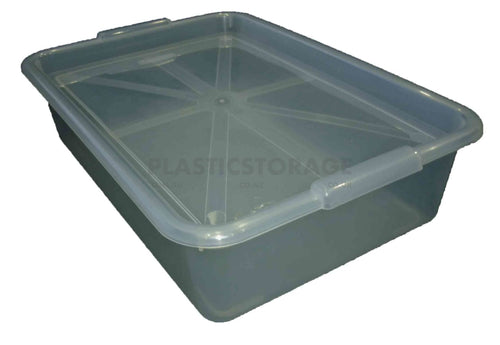12L Storage Box Clear