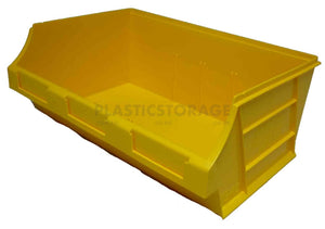 12L Tech Bin 40 Yellow