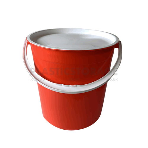 13.6L Heavy Duty Bucket Base & Lid