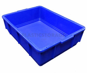 13L Tote Box Base Blue