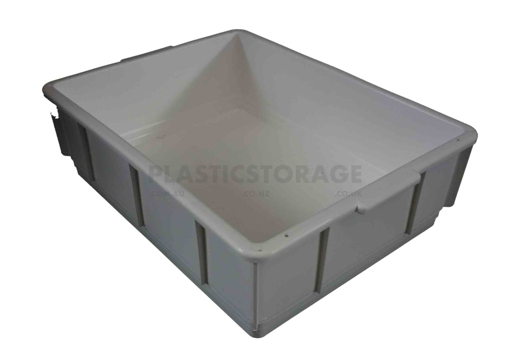 13L Tote Box Base White