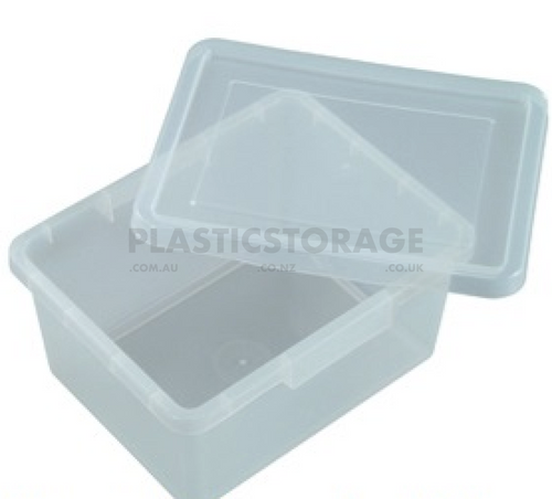 15L Storage Tub Base & Lid