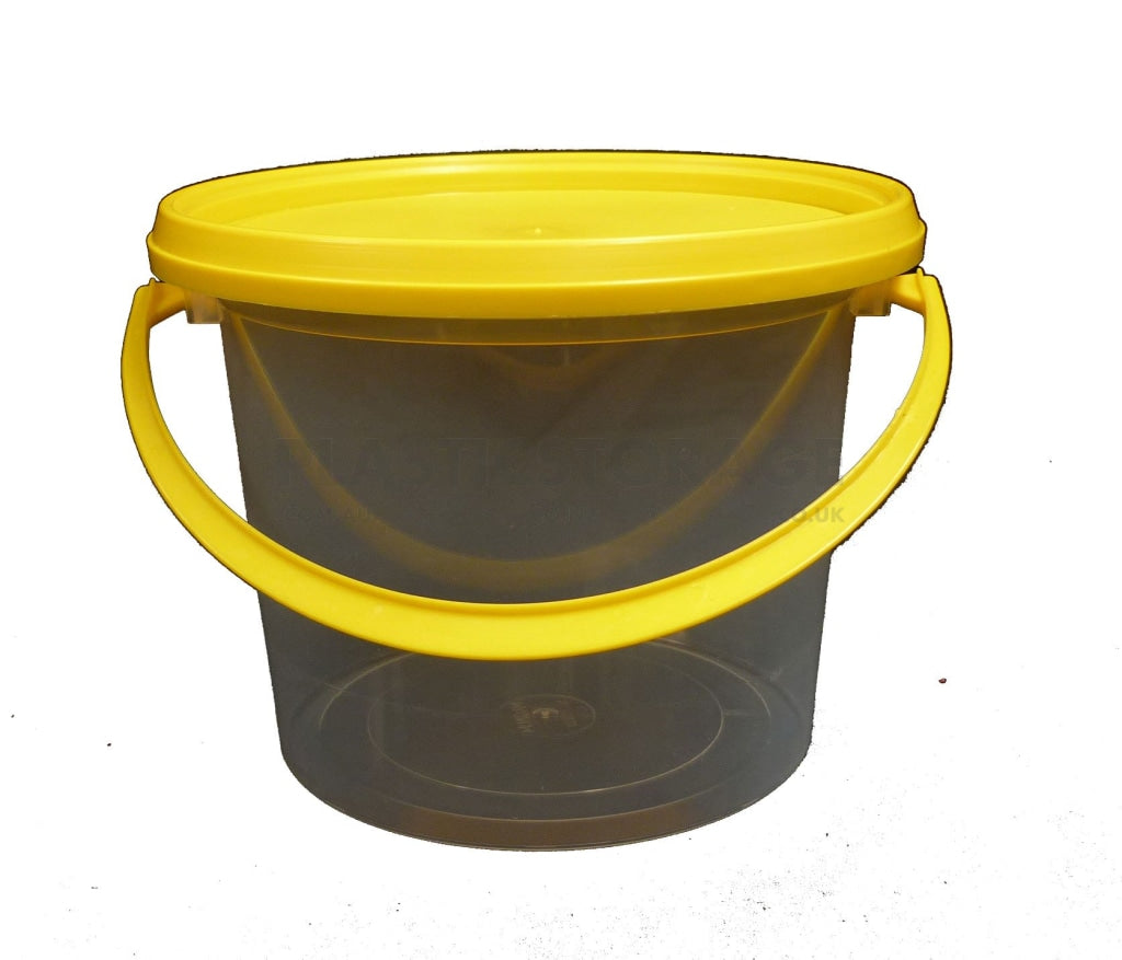 1Kg Honey Bucket