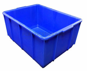 22L Tote Box Base Blue