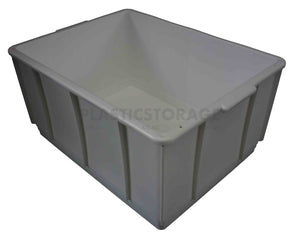 22L Tote Box Base White