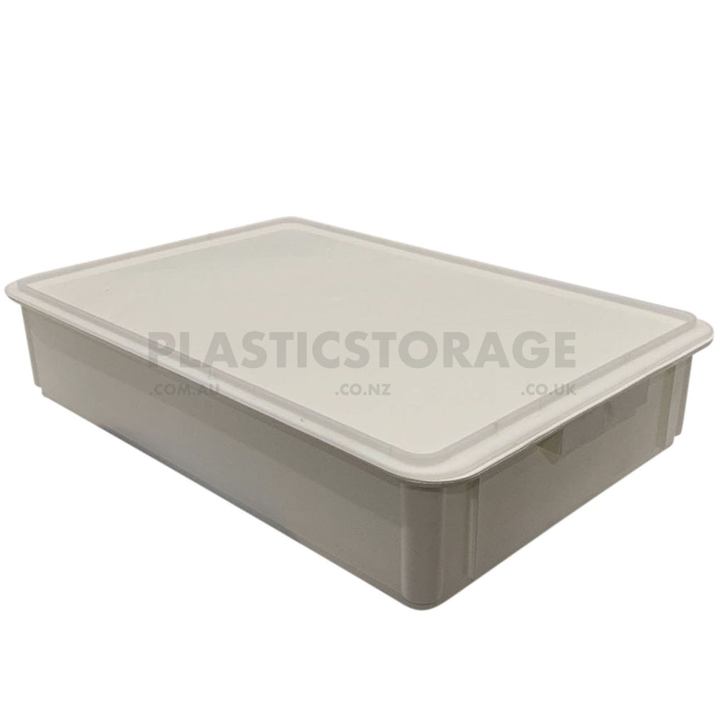 23L Stackable Crate Base & Lid