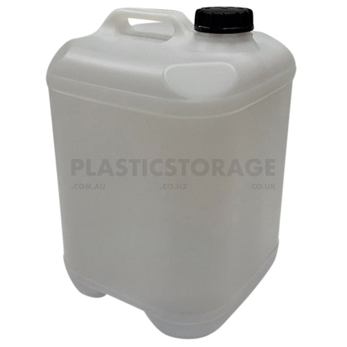 25L Cube Jerry Can