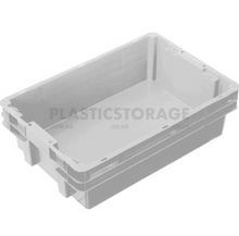 Load image into Gallery viewer, 26L Stackable And Nesting Solid Crate Base Natural