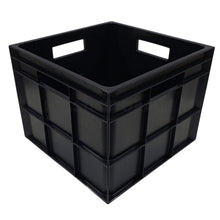 Load image into Gallery viewer, 31L Square Hobby Box Black