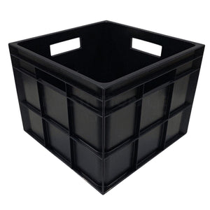 31L Square Hobby Box Black