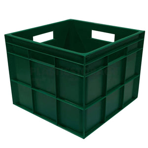 31L Square Hobby Box Green
