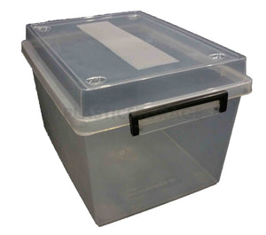 32L Storage Box Clear