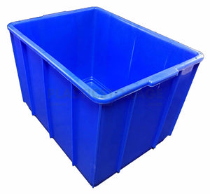 32L Tote Box Base Blue